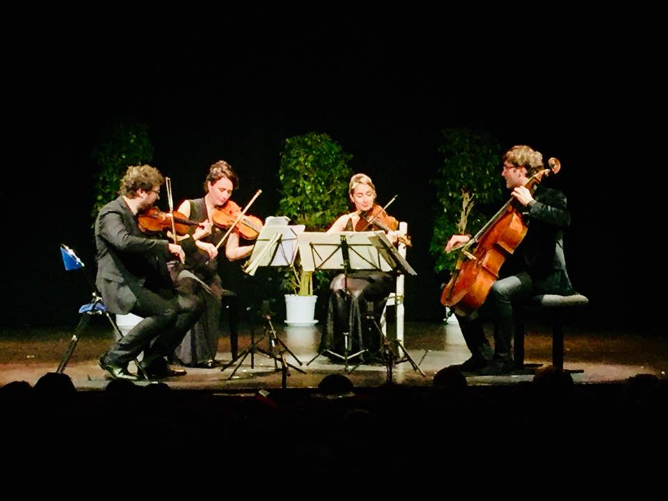 Concert - Allegro Amabile Cannes - Concert Moment musicaux