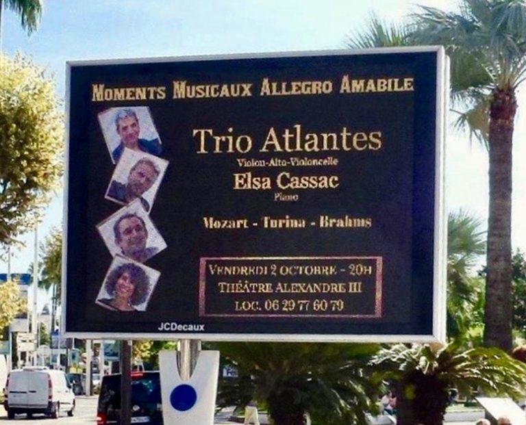 Trio Atlantes